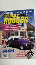 New listing October 1992 Street Rodder Magazine hot rod 1939 ford 1940 coupe pickup 1930 rat