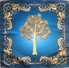 Tablecloth Scarf Wiccan Tree Cleanness of Heaven