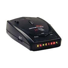 Whistler XTR-130 Laser/Radar Detector with High Gains Lens Standard Packagi