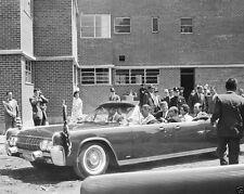 President John F. Kennedy at ILGWU housing project dedication New 8x10 Photo