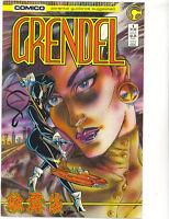 Comico Comics The MAZE AGENCY Comic No 6 Date 05//1989
