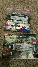 LEGO 8681 RACERS TUNER GARAGE NEW WITHOUT BOX