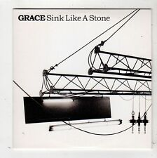 (FZ351) Grace, Sink Like A Stone - 2007 DJ CD