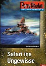 Perry Rhodan Planetenromane-Bd.8: Safari ins Ungewisse-Science Fiction Roman-neu