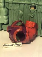 { DRAGON BLASTER ARMOR } SKELETOR MOTU HeMan Vintage Action Figure Parts Rare