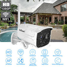 1080P Hd Wifi Wireless Outdoor Cctv Security Ip Camera Night Vision Monitor Home