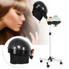 Hair Steamer Rolling Stand Base Beauty Salon Hood Color Processor Machine US