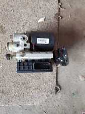 VW Polo 6N 1,3  Hydraulikblock ABS mit steuergerät ADX 55 PS 6N0907379
