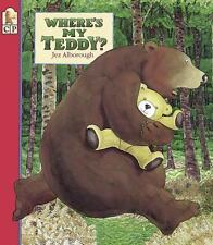 Where's My Teddy? Big Book: By Alborough, Jez