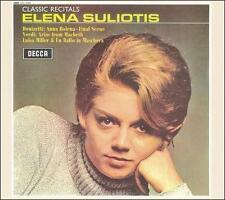 VERDI,GIUSEPPE, Elena Suliotis, Very Good Original recording remastered