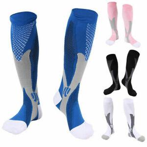 Medical Compression Socks Varicose Vein Stockings Travel Leg Pain Relief Flight