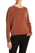 NWT Vince $320 100% Cashmere Sweater in Fig; M