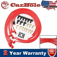 Spark Plug ignition Wire Kits 8mm For GM Chevrolet High Performance Parts HEI US