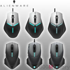 GENUINE Alienware Gaming Mouse Wired Wireless Dell AlienFX Lighting Effects