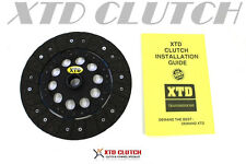 XTD STAGE 2  HD CLUTCH DISC FOR 96-02 AUDI A4 1.8T