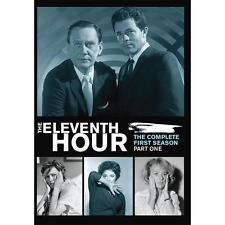 THE ELEVENTH HOUR, THE COMPLETE FIRST SEASON (1962-63)