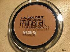 L.A. COLORS : MINERAL PRESSED POWDER : MP307 CLASSIC TAN