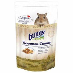 Bunny RennmausTraum BASIC Rennmausfutter Futter für Rennmäuse 600 g