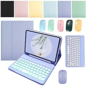 """Bluetooth Keyboard Case Cover Stand For Apple iPad Mini 6 6th Generation 8.3"""""""