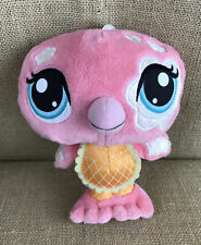 "Littlest Pet Shop Bird Plush Stuffed Animal 8"" LPS Hasbro"
