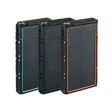10000mAh Solar Panel Battery Charger USB Solar Power Bank Waterproof DIY KIT AU