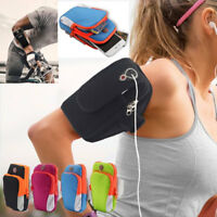 Sports Armband Case Cover Running Jogging GYM Pouch Holder Bag For Mobile Phones