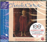 CHICK COREA ELEKTRIC BAND-EYE OF THE BEHOLDER-JAPAN SHM-CD C94