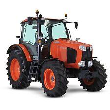 KUBOTA M100GX-M110GX-M126GX & M135GX MANUALE operatori di trattori