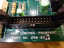 Fg Wilson 4001 Panel 24 Voltios Generador de placa de circuito PCB 650-094 excedente de Repuesto