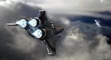 Battlestar Galactica Poster Length: 800 mm Height: 450 mm SKU: 12310