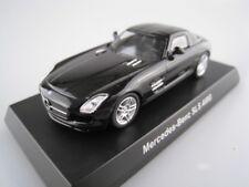 Mercedes-Benz SLS AMG in schwarz  Kyosho Japan  Maßstab 1:64  OVP