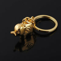 Charm Simulation Pet Elephant Bag Pendant Elephant Shape Key Ring Key Chain