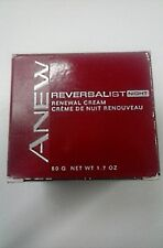 Avon Anew Reversalist Night Renewal Cream 50 G Net Wt 1.7 Oz NIB
