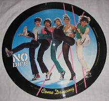 No Dice - Come Dancing - Bad Boys - Picture Disc - Maxi Vinyl
