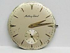 Vintage Gents Mathey Tissot # 4200- 17 Jewels Thin Watch Movement.  ^