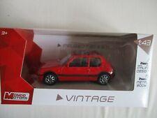 Miniature Mondo Motors 1/43 Peugeot 205 GTI Rouge