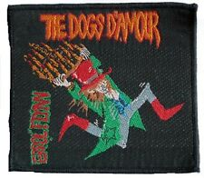 The Dogs Damour-Errol Flynn-ricamate/patch-Nuovo - #7825