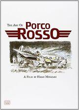 The Art Of Porco Rosso Studio Ghibli Library by Hayao Miyazaki background art HB