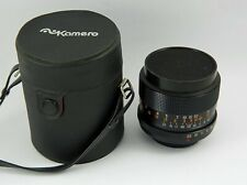 Kamero 35mm f2.8 with M42 Mount