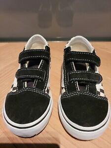 Vans Size 10 Toddler. NEW no Box
