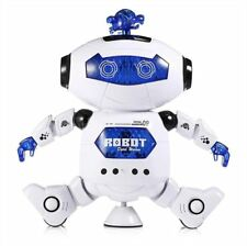 Dancing Robot Kids Toddler Toy 3 4 5 6 7 8 9 Year Old Age Smart Boys Toy