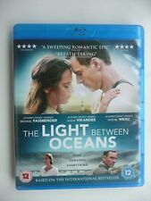 The Light Between Oceans (Blu-ray, 2017) Derek Cianfance, Michael Fassbender