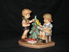 "Berta Hummel - Goebel Original - ""Decorating the Tree""  BH75"