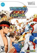 Tatsunoko vs. Capcom: Ultimate All-Stars [Nintendo Wii, NTSC, Rare Exclusive]