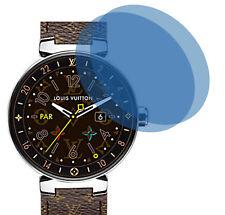 2x Louis Vuitton Tambour Horizon Schutzfolie Displayschutzfolie AR Displayfolie