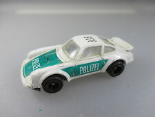 Porsche 911 Polizei, 7cm lang  (Schub8)