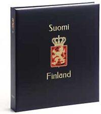 DAVO 3533 Luxus Briefmarken Album Finnland III 2000-2011