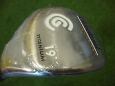 Cleveland Launcher Titanium No.5 Wood 19° Aldila Regular Stiff Senior Graphite