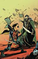 BATMAN PRELUDE TO THE WEDDING ROBIN VS RAS AL GHUL #1 DC COMICS CATWOMAN