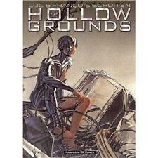THE HOLLOW GROUNDS GRAPHIC NOVEL LUC & FRANCOIS SCHUITEN HUMANOIDS